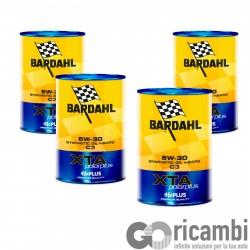 4 LT OLIO BARDAHL XTA Polar Plus 5W30 C3 MSAPS
